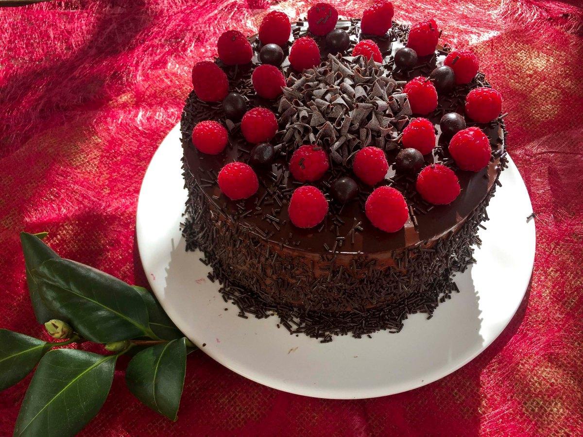 Cheesecake de Brigadeiro