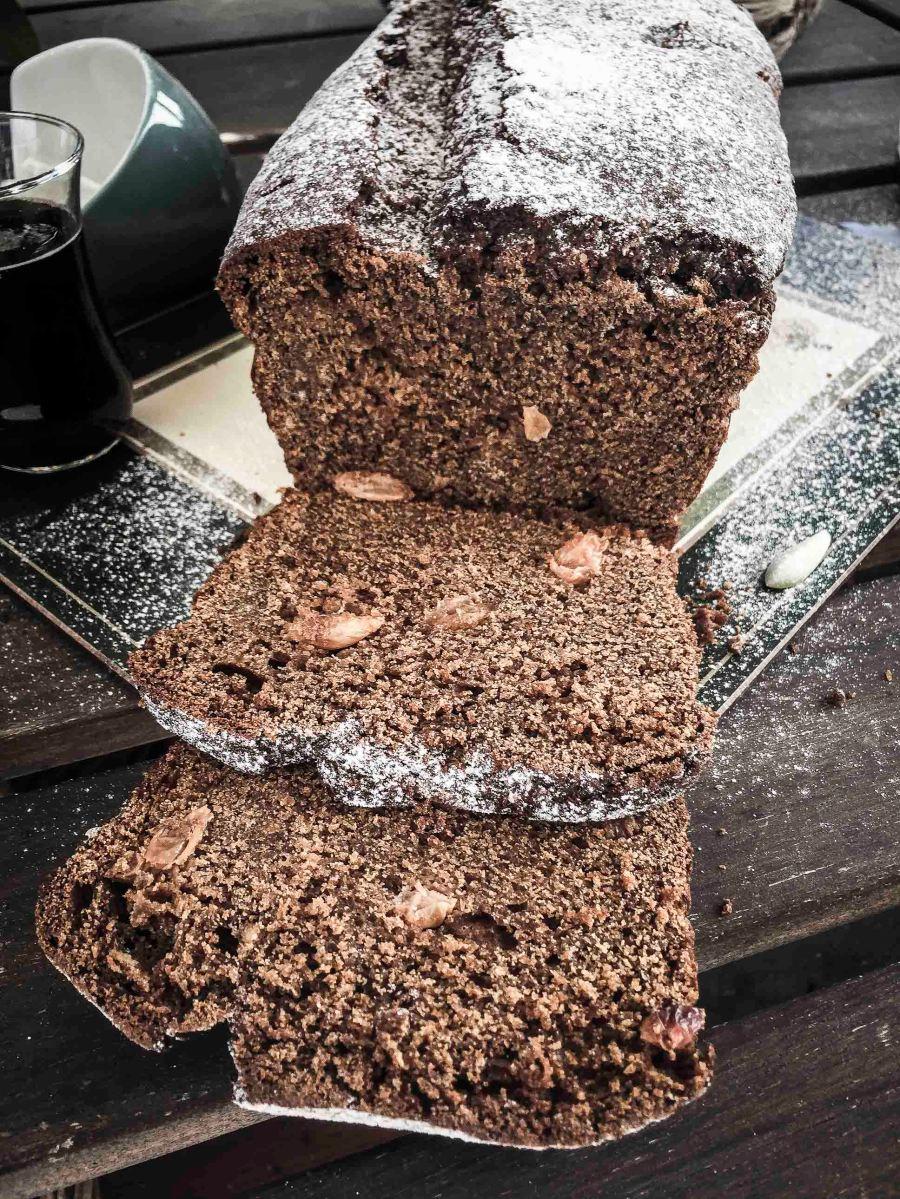 Oyster Ale Cake / Bolo de cerveja preta